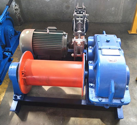 winch with wide uses