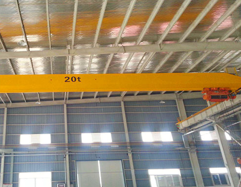 20 ton overhead crane for sale in high quality