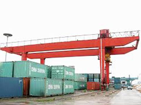 common quay gantry crane sale