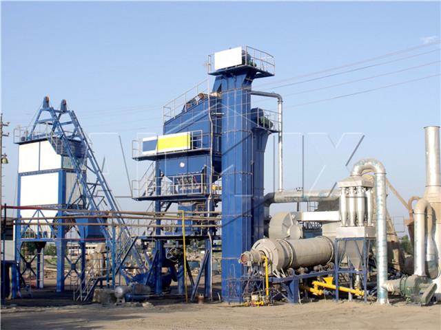 Stationary asphalt plant buy